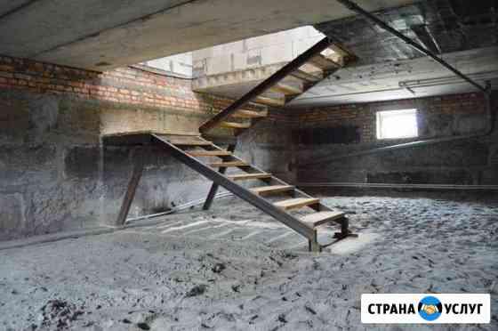 Металлические лестницы Курск