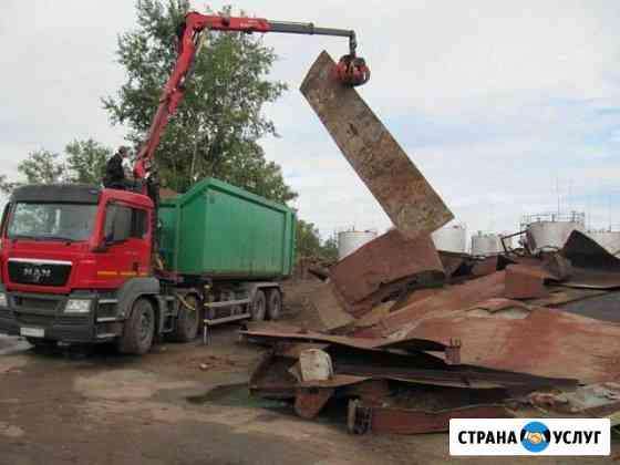 Приём и вывоз металлолома Барнаул