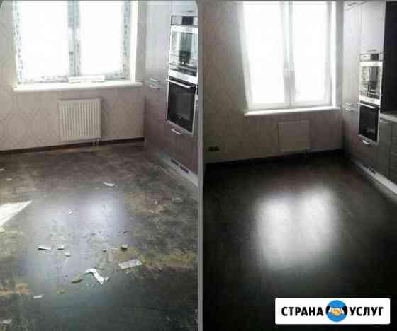 Уборка квартир/химчистка мебели/ химчистка авто Самара
