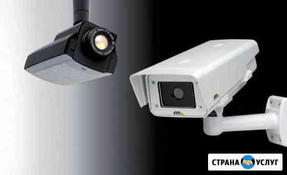 Монтаж камер видеонаблюдения и электрики Черкесск