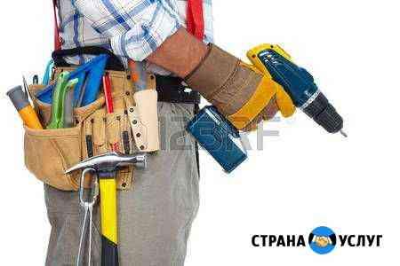 Услуги электрика,сантехника,плотника Южно-Сахалинск
