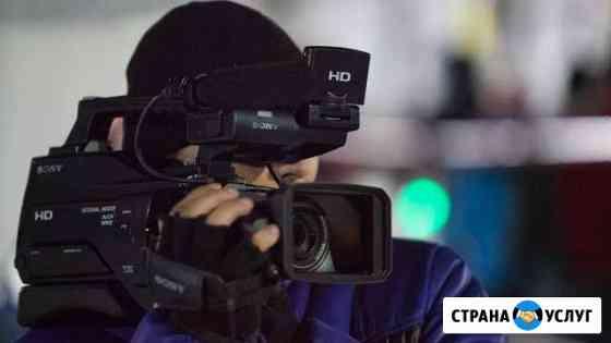 Видеооператор на любые мероприятия. Видеосъемка Нальчик