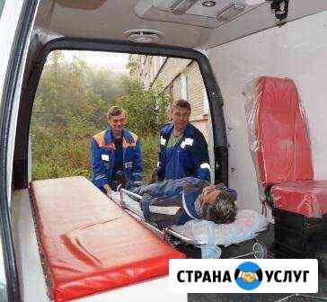 Перевозка лежачих больных Березники