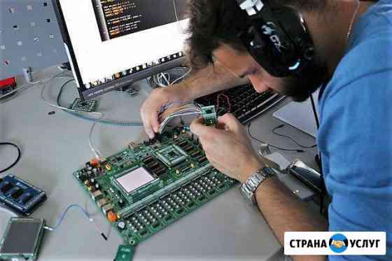 Ремонт компьютеров, ноутбуков Набережные Челны