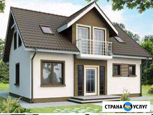 Строительство домов. Цена вместе с материалами Великий Новгород