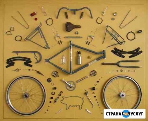 Обслуживание и ремонт велосипедов Ульяновск
