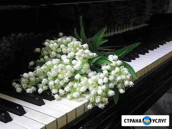 Уроки сольфеджио,гармонии,ф-но Тула
