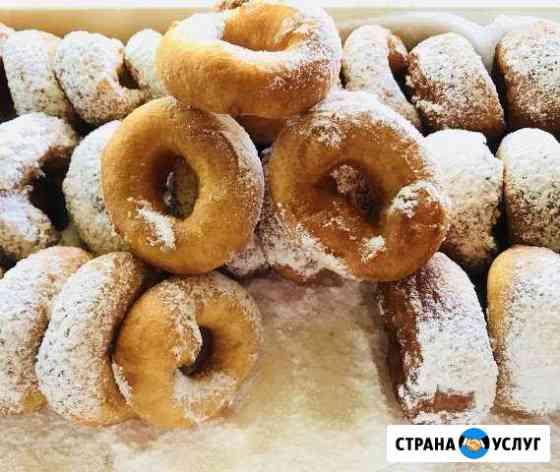 Пончики Елизово
