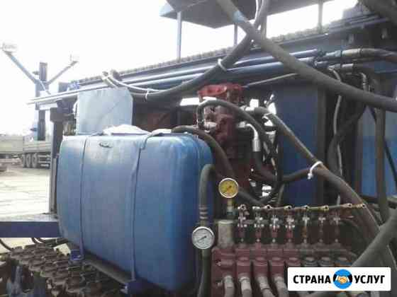 Изготовление буровых и сваебойных установок Киров