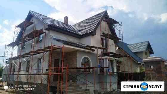 Утепление фасадов качественно Калининград