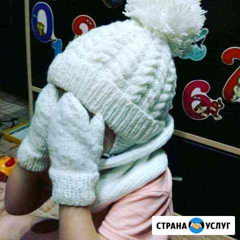 Зимние комплекты с варежками Барнаул