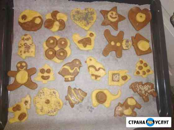 Мастер-класс по выпечке для детей Владимир