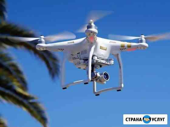 Видеосъемка с воздуха (квадрокоптером) Чита