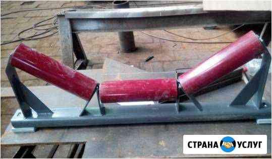Изготовление вальцов любой сложности Воскресенск