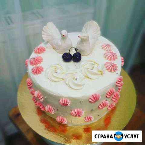 Тортики капкейки на заказ Сыктывкар