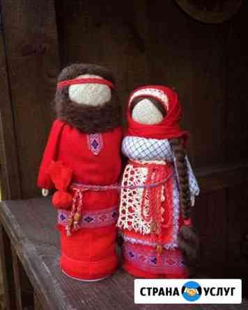 Народная кукла (кукла оберег) Пушкинские Горы