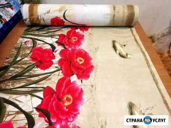 Пошив белья пастельного Кемерово