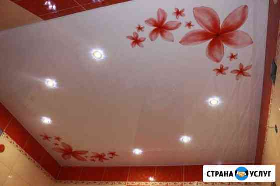 Натяжные потолки Бердск