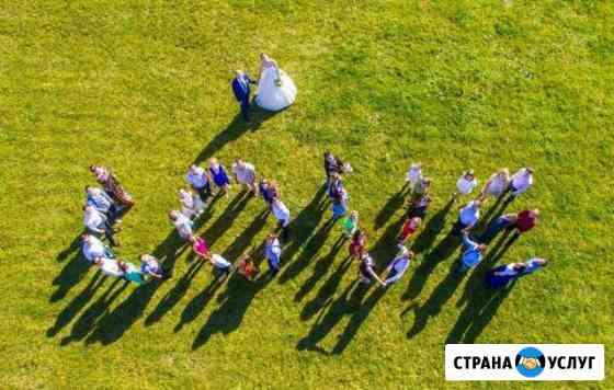 Аэросъемка, оцифровка видеокассет Великий Новгород