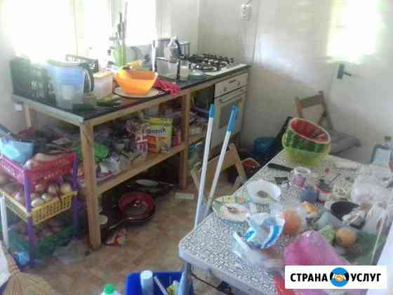 Уборка квартир,домов Симферополь