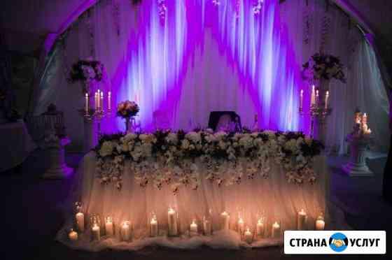 Свадебное оформление Гусь-Хрустальный