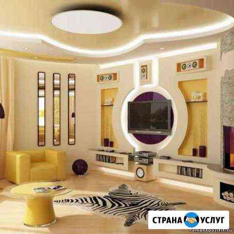 Ремонт любых квартир и домов Черкесск