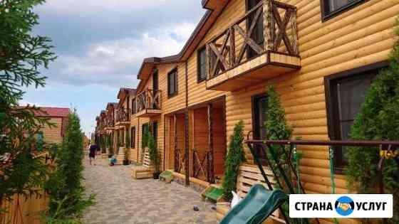 Строительство Деревянных Домов Феодосия