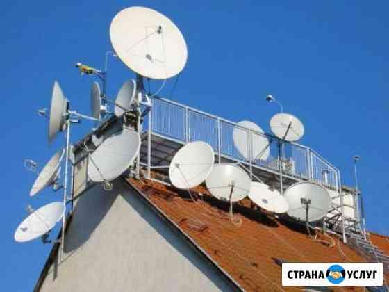 Установка спутниковых антенн Александров