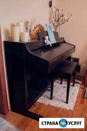 Аренда профессионального цифрового пианино yamaha Москва