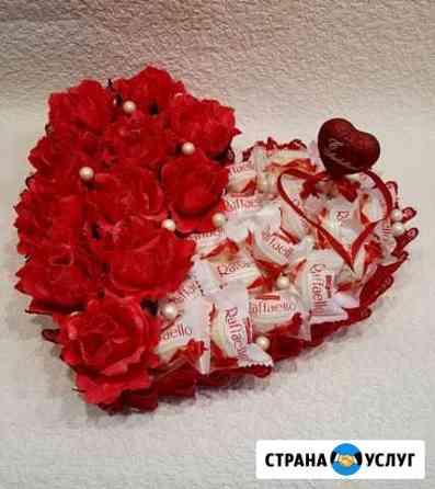 Букет из конфет Саранск