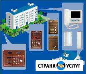 Домофоны. автоматика ворот, видеонаблюдение Ярославль