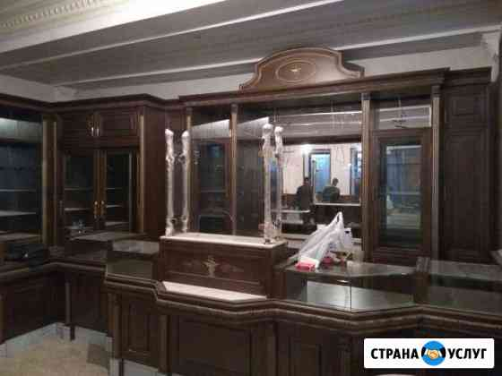 Изготовление лестниц, дверей, мебели, интерьера Ижевск