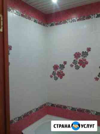 Плиточник, ванные и санузлы под ключ Белгород