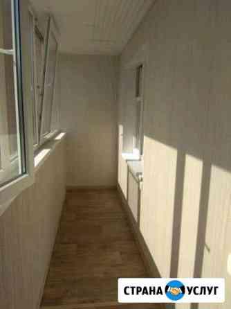 Внутренний и наружный ремонт балконов Бор