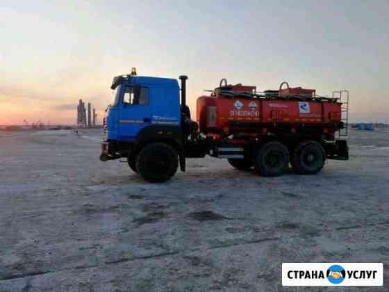 Услуги топливозаправщика Березники