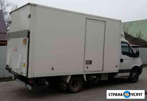 Ивеко дейли, фургон, гидроборт Великий Новгород