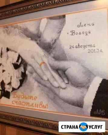 Свадебные метрики Абакан