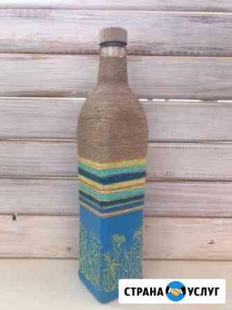 Оформление бутылок,рамок Егорьевск