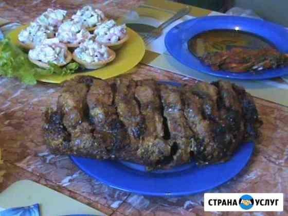 Готовлю под заказ) кейтеринг Йошкар-Ола