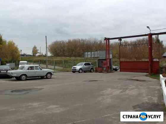 Грузовая стоянка в черте города 1 линия федерально Иваново