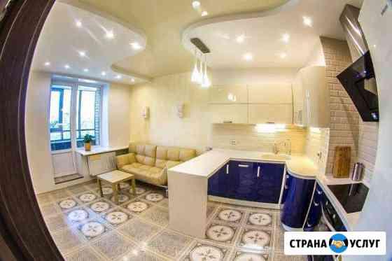 Ремонт квартир под ключ Нижневартовск