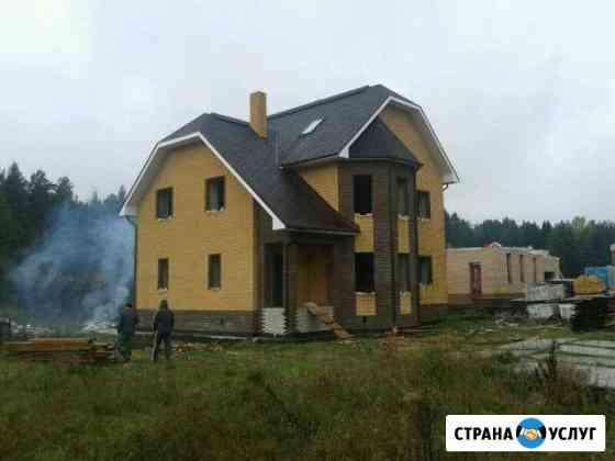 Бригада каменщиков выполнит любые каменные работы Киров