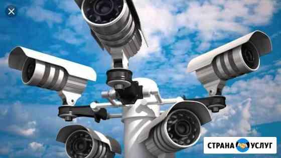Видеонаблюдение и контроль доступа Тюмень