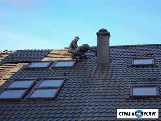 Фасадные и кровельные работы, заборы Каменск-Уральский