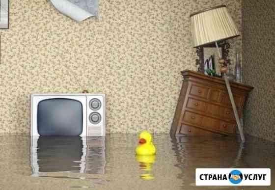 Оценка ущерба от залива Волгоград
