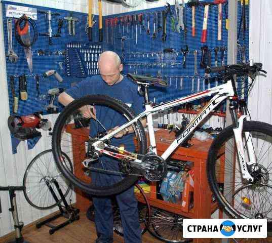 Ремонт велосипедов Нижний Новгород