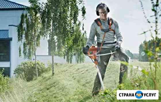 Покос травы (Скос травы любой сложности) Колосовка