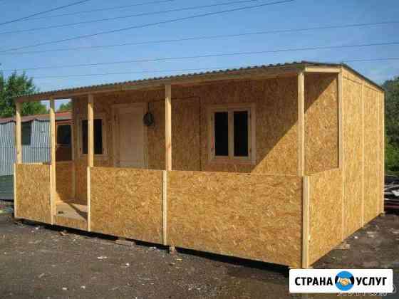 Дачный домик, душ, туалет Тамбов