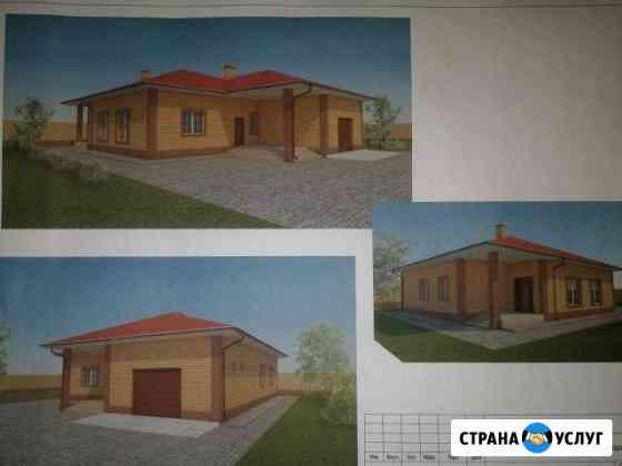 Продам проект дома Старый Оскол