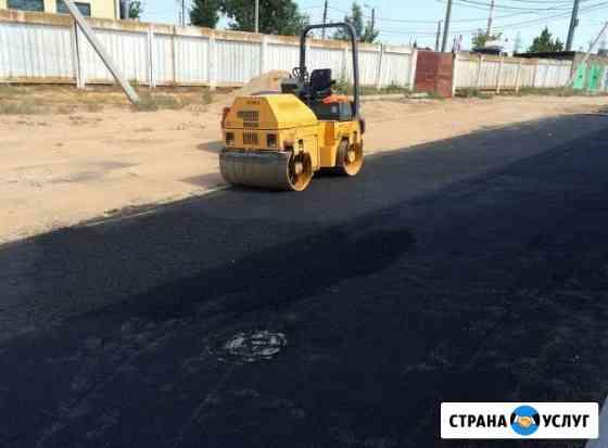 Асфальтирование, тротуарная плитка Пермь